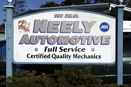 Neely Automotive Slide 3