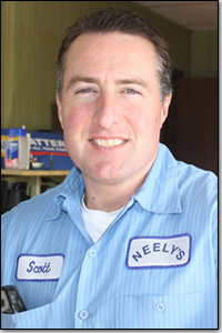 image of Scott Patrick, owner of Neely Automotive